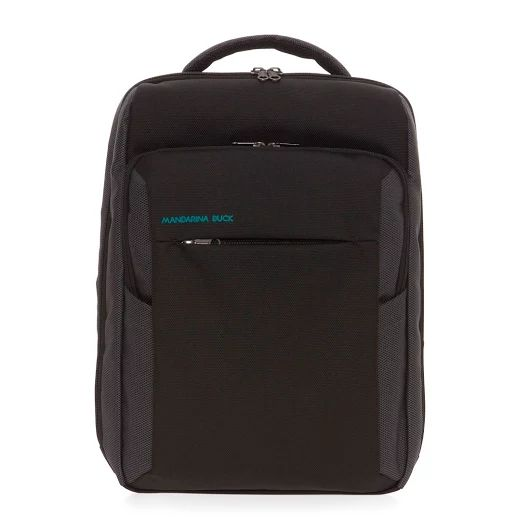 MANDARINA DUCK Zaino CLOUD IFT01 Black - Bagsabout