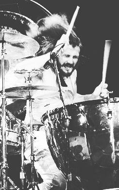 john bonham (Led Zeppelin)... Was an innovator and a pioneer of modern Rock drumming