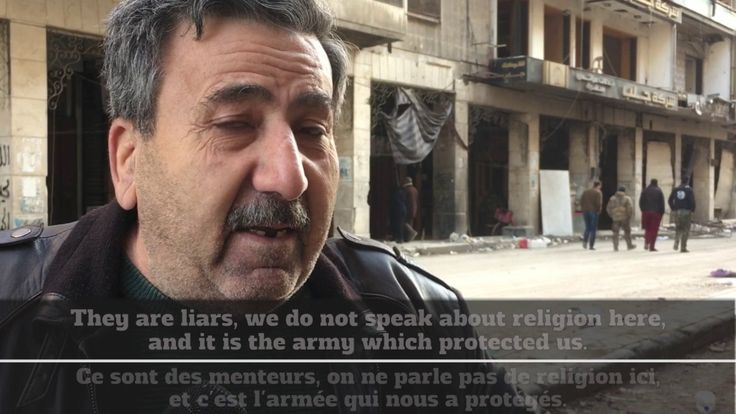 """SYRIA : Aleppo did NOT """"fall"""". Aleppo was LIBERATED. #MUSTSEE"""