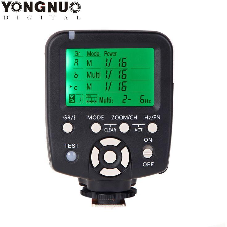 Yongnuo вспышка контроллер и командир беспроводной для Nikon цифровых зеркальных камер YN 560III YN 560TX YN560TX flash speedlite купить на AliExpress