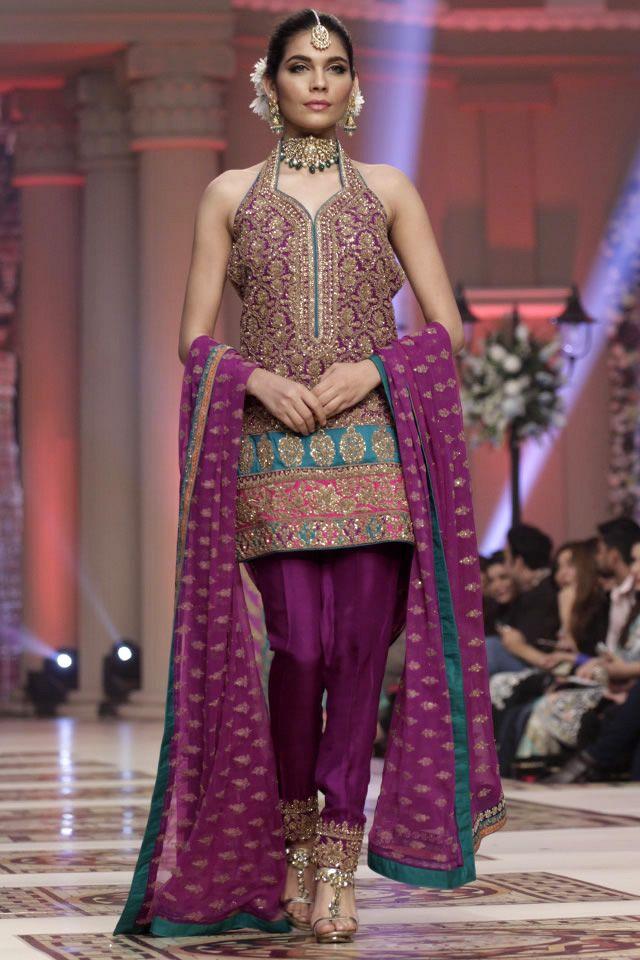 Photo 21: TBCW Umar Sayeed 2014 Bridal Collection,