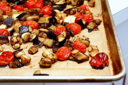 Rigatoni With Eggplant Puree