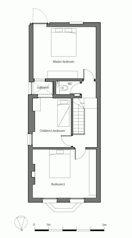 12 best Rowhouse Floor Plans images on Pinterest | Floor plans ...