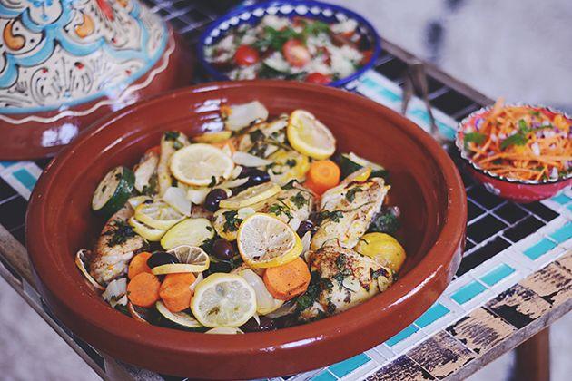 Emily Salomon » Marokkansk citronkylling
