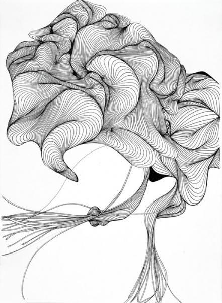 Картинки карандашом - Абстрактные - Рисунки и картинки