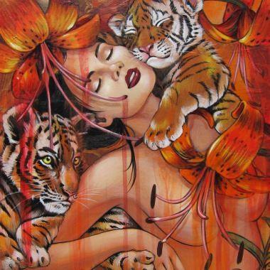 The Artwork Of Amanda Lynn.Check Out The Artwork Of San...