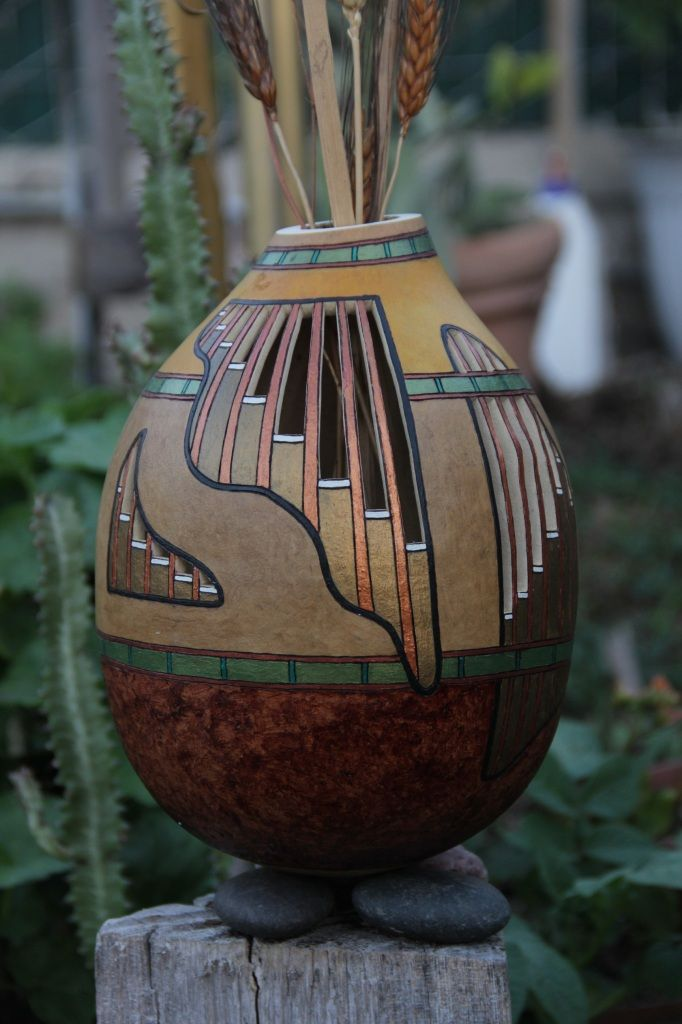 5775 best gourds gourd art images on pinterest gourd art for Where to buy gourds for crafts