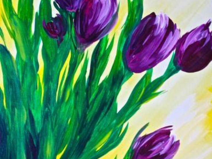 Paint and sip at uptown art for Sip and paint