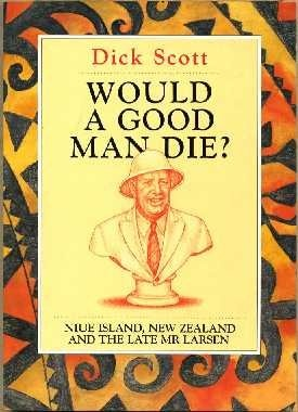 A true story about the New Zealand colonial rule in Niue whom the New Zealand Resident Commissioner Hector Larsen was murdered at his home by three prisoners.  The title of the book say it all.