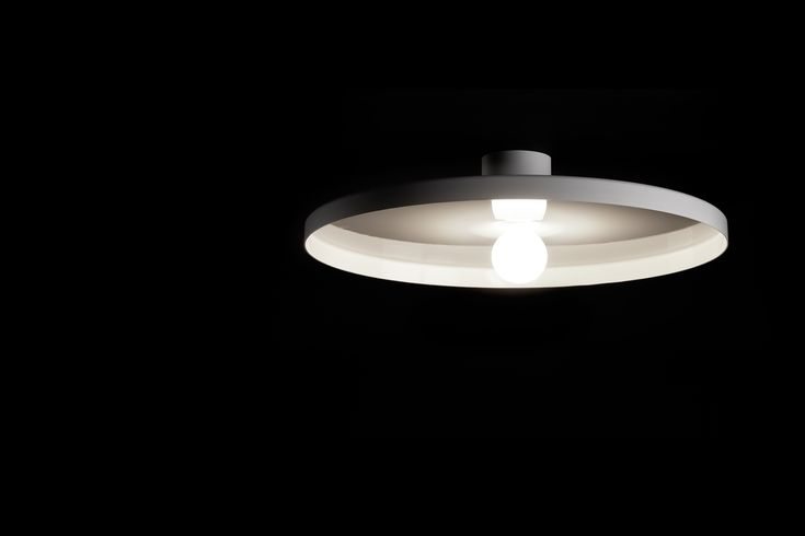 DISK ceiling/wall tossB lamp details_Hub Furniture