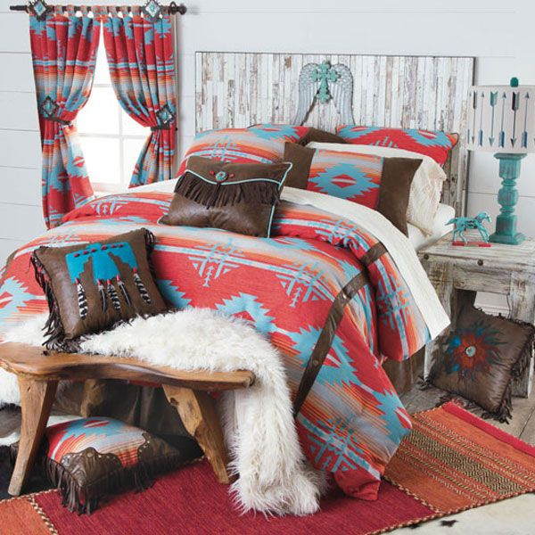 Revamp Your Bedroom With The Red Branch Bedding Collection - COWGIRL Magazine