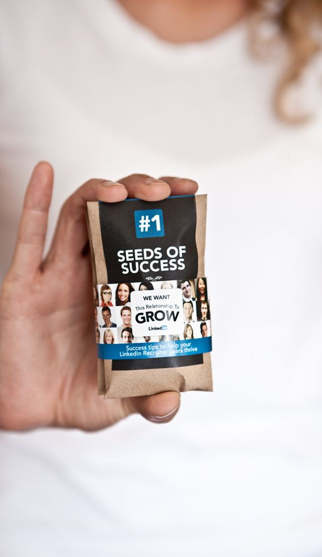 LinkedIn Seeds Project by BlueMelon Design