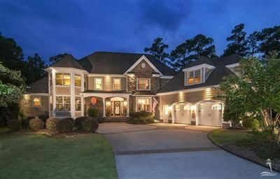 3677 Fairfield Way, Southport, NC 28461 | Brunswick County $790,000 #realestate #southport #northcarolina