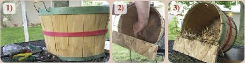Top 10 Nest Box Ideas Around the Farm by Joy E. Cressler from the August/September, 2009 issue of Backyard Poultry