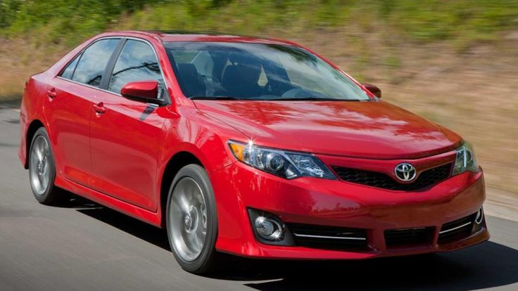 2012 Toyota Camry SE: Autoweek Autofile car review: A perfectly good car that does everything it should, well