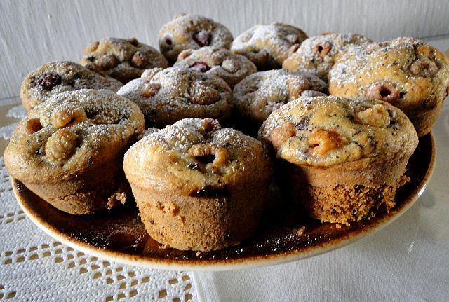 kudy-kam...: Hrk hrk muffiny