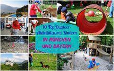 10 Top Outdoor-Aktivitäten mit Kindern in München und Bayern