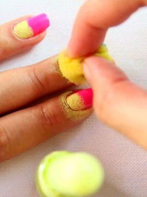 Пляжный дизайн ногтей и маникюр летний на 2016 год пошагово с фото