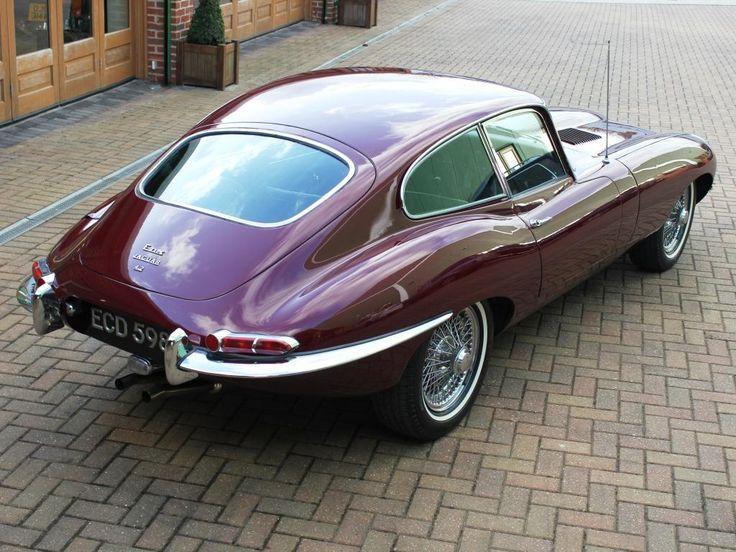 Jaguar E-Type LHD Coupe 4.2 Litre Coupe, E-Type Classic♥♥♥