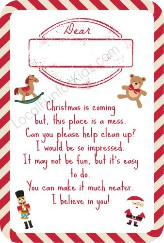 10 FREE Elf on the Shelf Printable Poems - Home - Easy, Fun & Free Things to Do With Kids