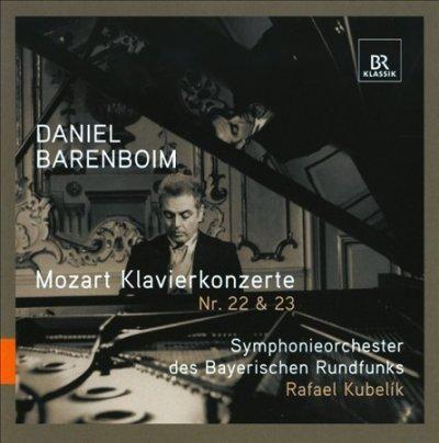 Symphonieorchester Des Bayerischen Rundfunks - Mozart: Piano Concertos No 22 & 23