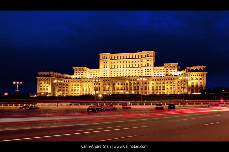 romania-bucharest-by-night