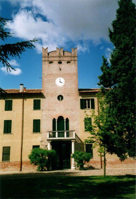 Villa Diamantina, Ferrara, Emilia-Romagna, Italy