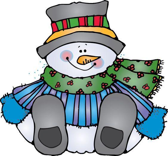 google clip art snowman - photo #16