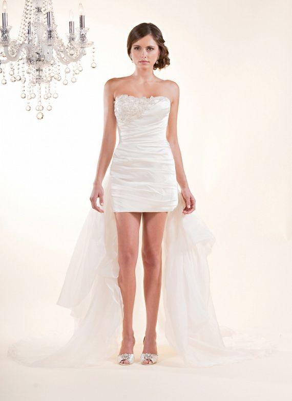Modern Wedding Dresses Collection