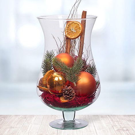 5 // Deko-Glas Noel – Machen Sie sich selbt oder anderen ein Geschenk, das lange Freude bereitet! #Weihnachten #Adventskalender #Valentins #Blumen #Geschenke #Deko