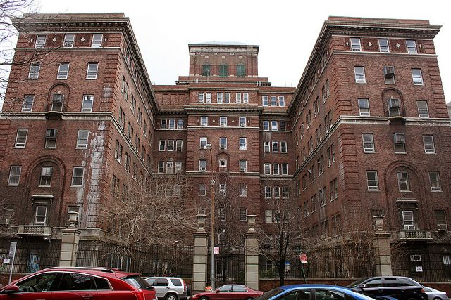 The old Belleview psychiatric hospital, one of the worst in history for bizarre and atrocious treatment. Spookiest of all . . .