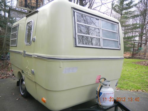 17 Best Images About Fiberglass Travel Trailers On