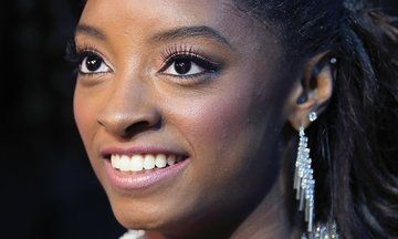 Simone Biles Had The Best Response To Being Asked Why She Didn't Smile