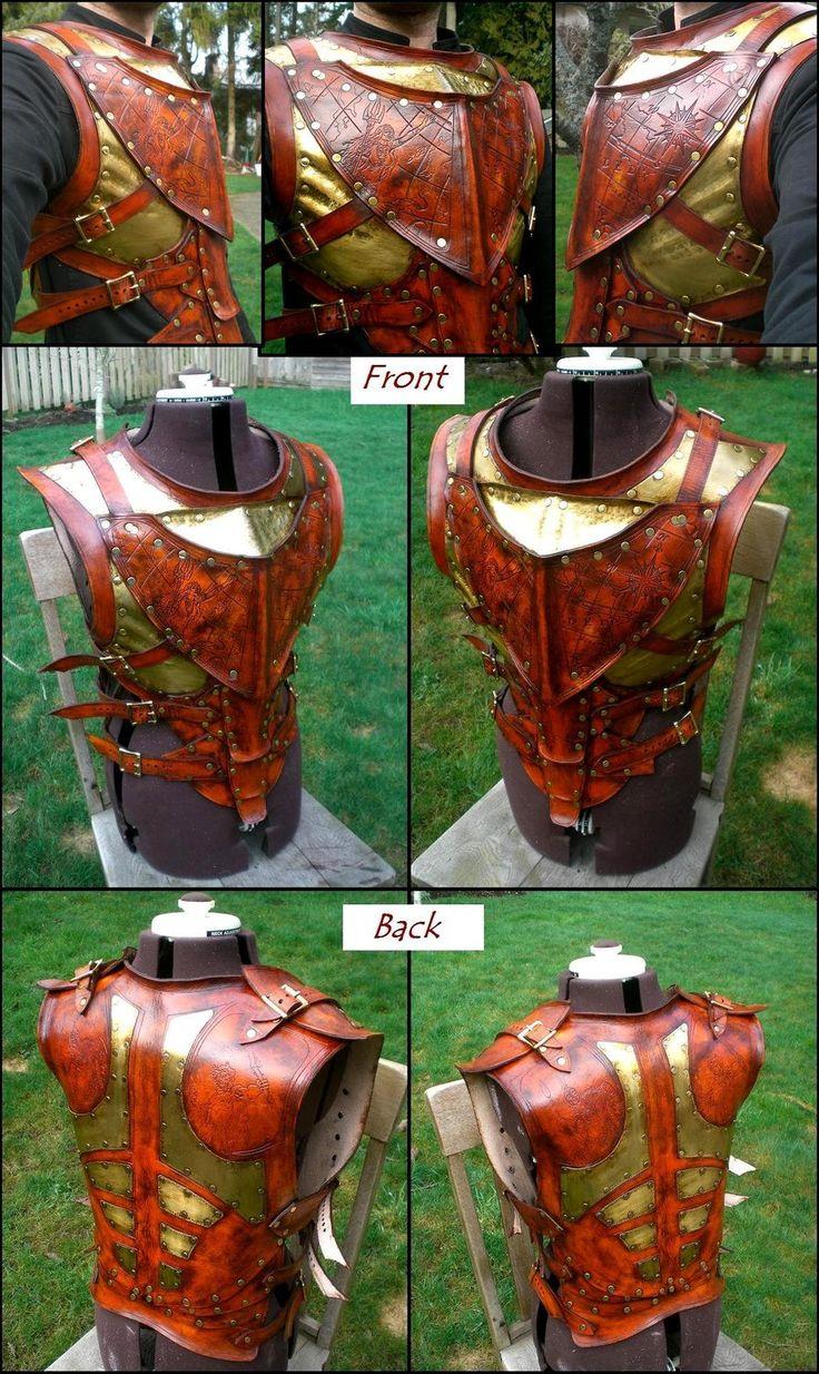 Steampunk Pirate Vest by ~Skinz-N-Hydez on deviantART