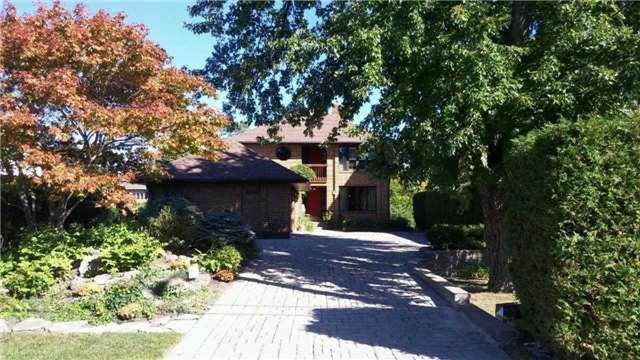 Unique Executive Two Story Home In South Pickering's Most Prestigious Family Neighborhood. Steps From Lake Ontario, Petticoat Creek Conservation Area