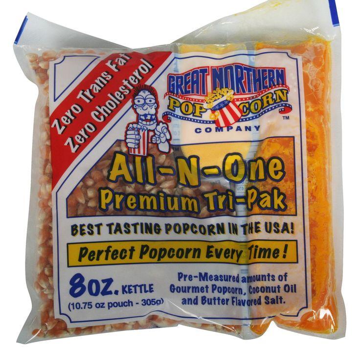 Popcorn Portion Pack