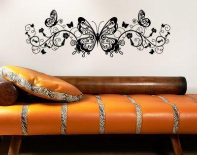 Wandtattoo Schmetterling No.383 Butterfly Ornament Jetzt bestellen unter: https://moebel.ladendirekt.de/dekoration/wandtattoos/wandtattoos/?uid=37aaad4c-c5e3-5af6-8b1a-1a24ea01747e&utm_source=pinterest&utm_medium=pin&utm_campaign=boards #heim #tattoos #dekoration