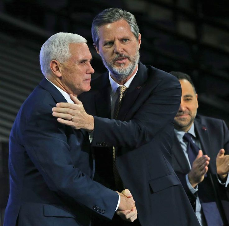 Jerry Falwell Jr. Asked to Lead Trump Higher Education Task Force - Feb 1, 2017 -