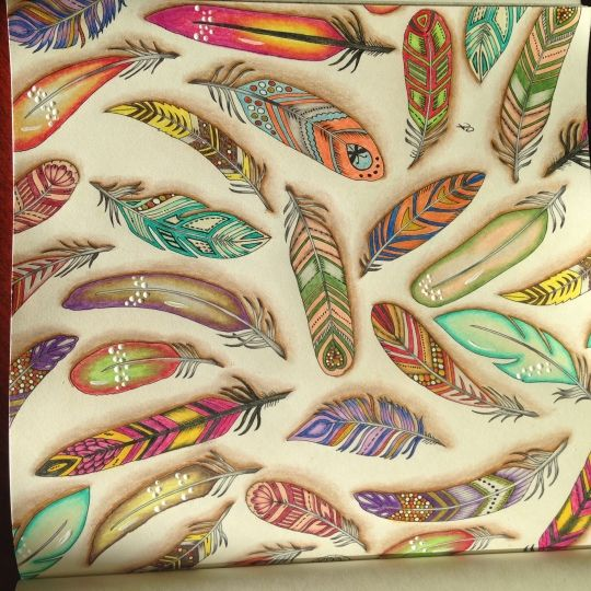 Enchanted Forest Coloring Book Best Pens
