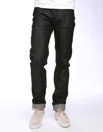A.P.C. Denim SS12 New Standard Raw Black