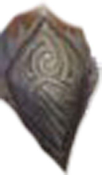 GW2 - Masquerade Armor knee pattern by ElisaCiocchettaFurFur