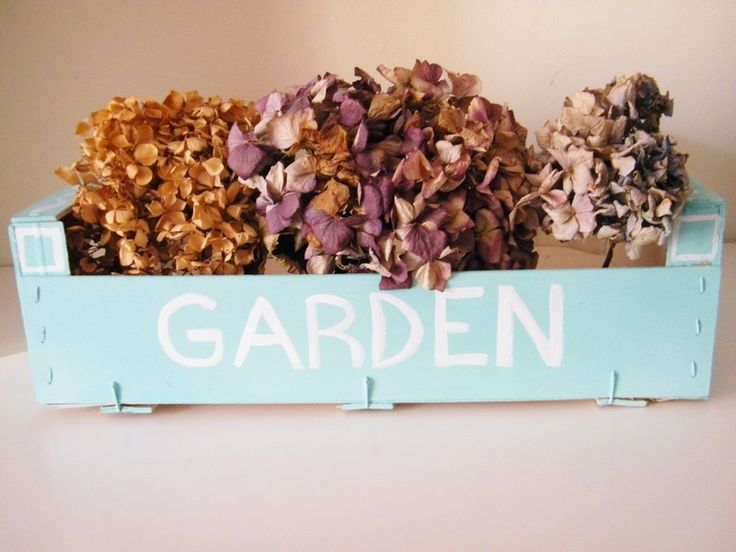 Caja barquilla o macetero para el jardin de color verde agua