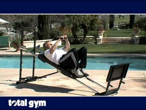 Need a quick 5 minute workout that fits into your morning schedule? Try this quick and efficient routine that works the entire body using your Total Gym.