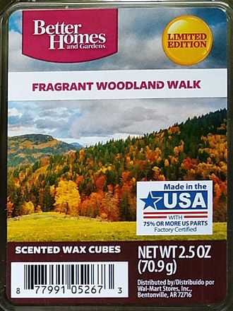 Gardens fall and home on pinterest - Better homes and gardens scented wax cubes ...