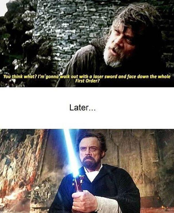 Pin By Beth Anz Daniels On Star Wars Star Wars Humor Star Wars Memes Ray Star Wars