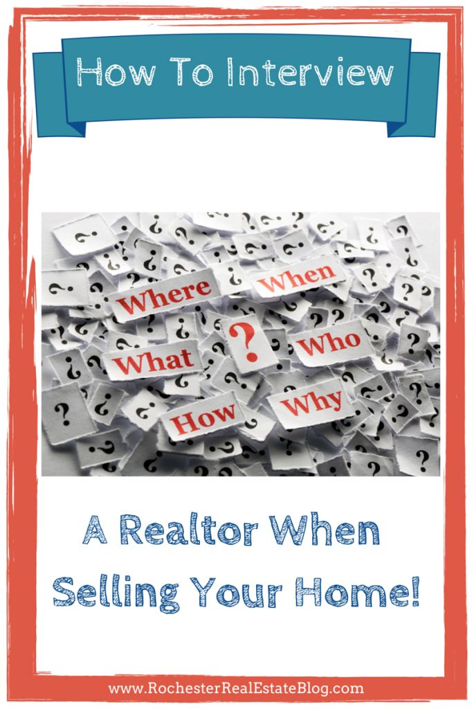 When selling your home, it's important to interview prospective #Realtors. What questions and tips should you follow for a successful interview? #realestate #realtor via @KyleHiscockRE
