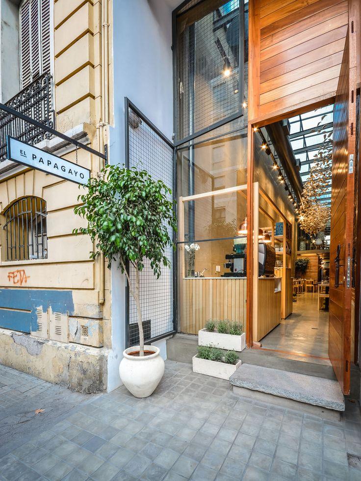 El Papagayo Restaurant,© Gonzalo Viramonte