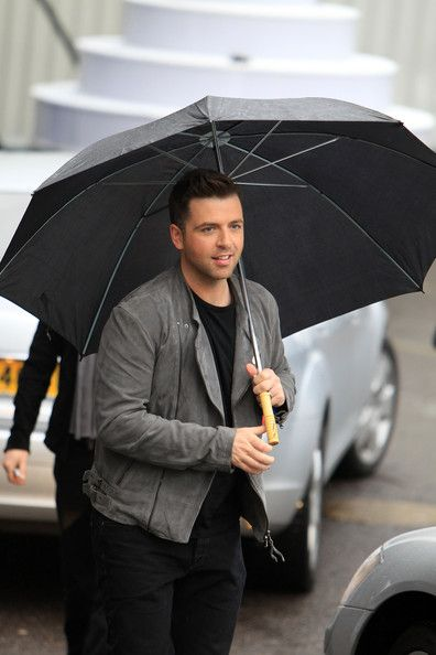 "Mark Feehily Photos Photos - Mark Feehily of Westlife at London's Fountain Studios ahead on Sunday night's live elimination show in ""The X Factor"". - Celebs at Fountain Studios"