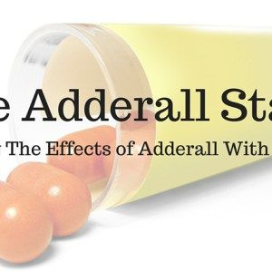 The Adderall Stack
