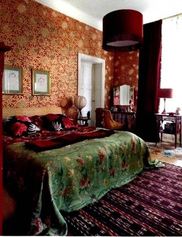 Awesome Beautiful Bohemian Bedroom Ideas